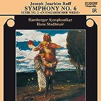 ラフ:交響曲第6番/〈ハンガリーのメロディ〉組曲第2番