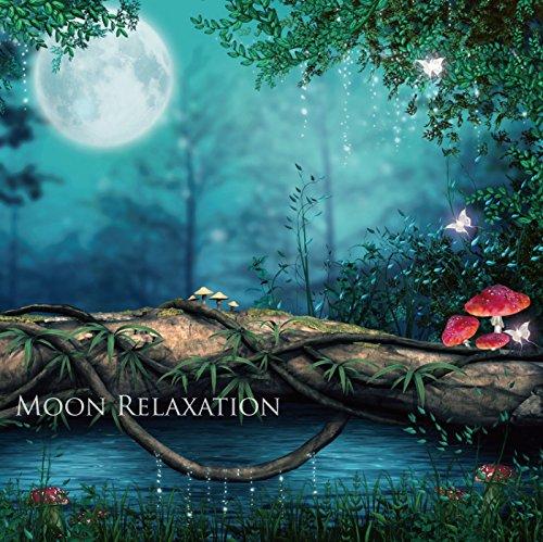 月の引力で神秘的に変化するポリネシアの自然とミニマルアンビエ...