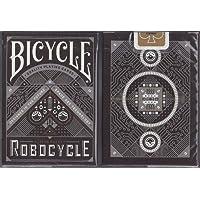 BICYCLE(バイスクル) ROBOCYCLE(ロボサイクル) トランプ 黒