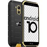 Ulefone Armor X7(2020) Android 10 Rugged Phones, 13MP + 5MP Waterproof Cameras, IP68 Smartphone, NFC, OTG, 4G Dual Sim, 5.0 I