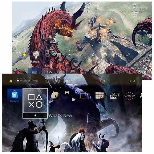 ドラゴンズドグマ:ダークアリズン (「数量限定特典」『ドラゴンズドグマ オンライン』で使えるDDDA一式装備2種が手に入るイベントコード 同梱) 【Amazon.co.jp限定】PlayStation 4用オリジナルテーマ プロダクトコード配信 付