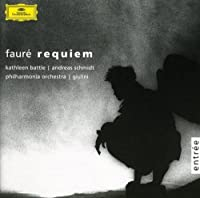 Faure: Requiem by BATTLE / SCHMIDT / PHILHARMONIA ORCH / GIULINI (2005-12-13)
