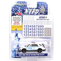 GREENLIGHT 1:64 scale NYPD