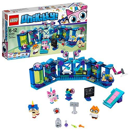 レゴ(LEGO)ユニキティ フォックス博士のラボ 41454
