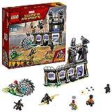 レゴ(LEGO) スーパー・ヒーローズ  コーヴァス・グレイヴのスラッシャーバトル 76103