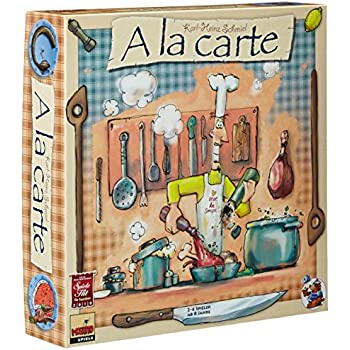 アラカルト (A la carte) ボードゲーム