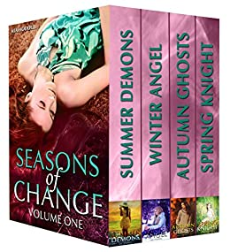 [Hoddell, Mia]のSeasons of Change Box Set, Books 1-4 & Bonus Stories: Young Adult Romance Novellas (English Edition)