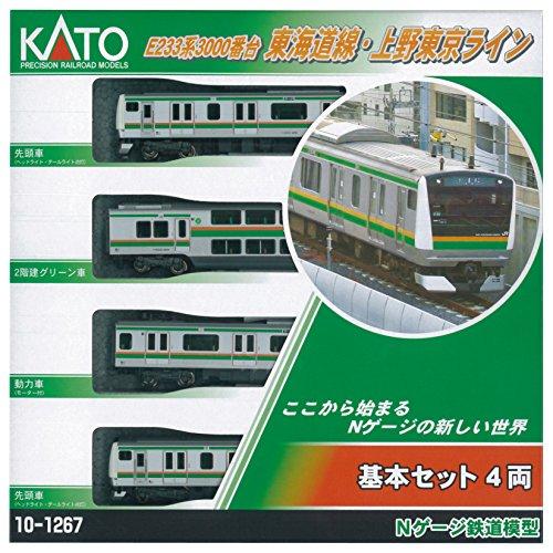 カトー E233系3000番台 東海道線・上野東...