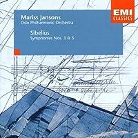 Sibelius;Symphonies 3 + 5