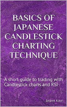 Basics of Japanese Candlestick Charting Technique: A short guide to trading with Candlestick charts and RSI by [Kaur, Jasjeet]