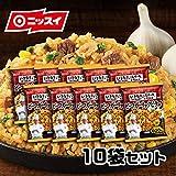 いきなりステーキ監修 ビーフガーリックピラフ 600g(2~3人前)10袋セット