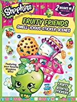Shopkins Fruity Friends/Strawberry Kiss (Sticker and Activity Book) (1)