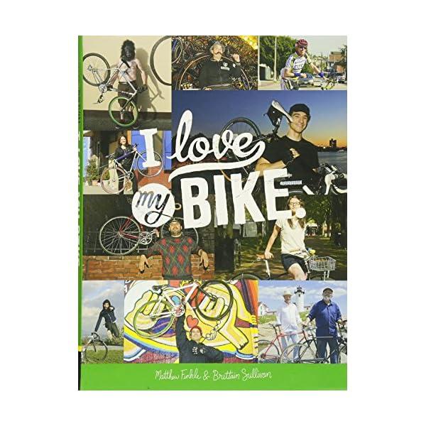 I Love My Bikeの商品画像