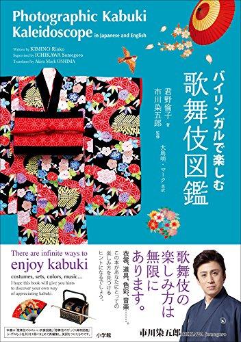 バイリンガルで楽しむ 歌舞伎図鑑~Photographic Kabuki Kaleidoscope in Japanese and English~