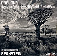 Aaron Copland: Orchestral Works by New York Philharmonic Orchestra