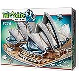 WREBBIT 3D Sydney Opera House 3D Jigsaw Puzzle (925-piece)