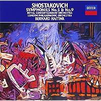 ショスタコーヴィチ:交響曲第5番「革命」&第9番
