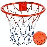 ArtCreativity Over The Door Basketball Hoop Game - Includes 1 Mini Basketball and 1 Net Hoop, Indoor Basketball Set for Home,