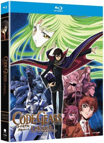 Code Geass: Lelouch of Rebellion Season One [Blu-ray] [Import]