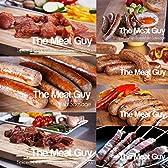 ソーセージ&ケバブセット全7種類 (ギフト対応)【販売元:The Meat Guy(ザ・ミートガイ)】