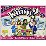 Kagan Cooperative Learning What Do You Know? Grade 5-6, Class Set, Teaching Material (MGWK5)