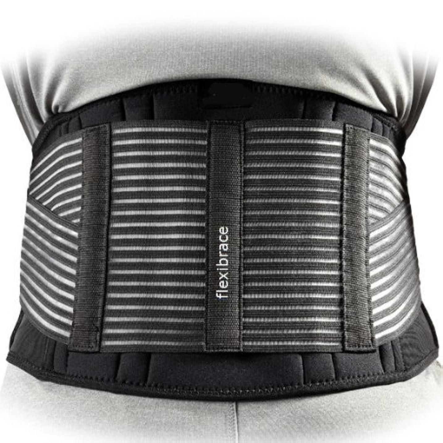 Flexibrace社 アメリカで一番売れている 骨盤ベルト コルセット (腰痛ケア)海外直送品?並行輸入品 (Mサイズ ウエスト67cmから 83cm)