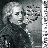 Operas: Cosi Fan Tutte, Le Nozze Di Figaro, Don Giovanni & Die Zauberfl??te by Mozart (2011-12-06)