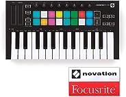 NOVATION ノベーション MIDIキーボード/コントローラー 25鍵ミニ鍵盤 LAUNCHKEY MINI MKIII オリジナルステッカー付きセット 【国内正規品】