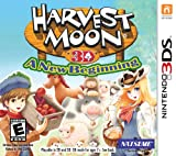 Harvest Moon a New Beginning