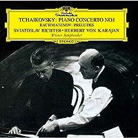Tchaikovsky: Piano Concerto No. 1. by Sviatoslav Richter (2015-03-18)