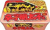 明星 一平ちゃん夜店の焼そば 辛子明太子味 126g×12個