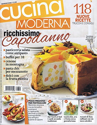 Cucina Moderna [IT] January 2018 (単号) 発売日