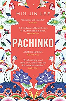 Pachinko: The New York Times Bestseller by [Lee, Min Jin]