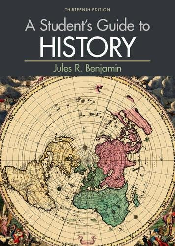 Download A Student's Guide to History 1319027512