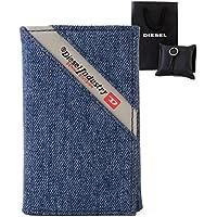 [名入れ可] (ディーゼル) DIESEL デニム 6連 キーケース X05270 PS778 H3820 VM