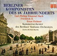 Berlin Composers of the 18th Century