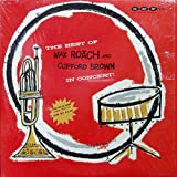 The Best Of Max Roach And Clifford Brown In Concert クリフォード・ブラウン/マックス・ローチ・イン・コンサート [12