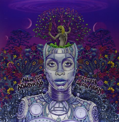 New Amerykah Part Two (Return of the Ankh) [12 inch Analog]