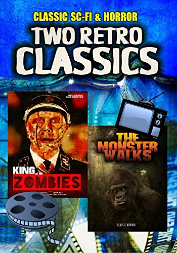 Two Retro Horror Classics: King of the Zombies and The Monster Walks