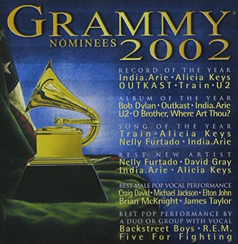 2002 Grammy Nominees