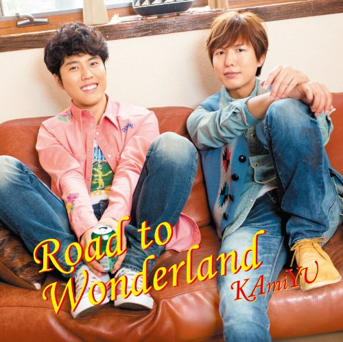KAmiYU/Road to Wonderland  CD