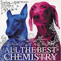 CHEMISTRY「YOUR NAME NEVER GONE」のジャケット画像