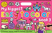 My Biggest Easy to Color Book 3