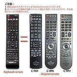 Replace リモコン C-RP2 C-RS4 C-RP8 日立(HITACHI) テレ ビ用リモコン