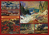 Cobblehill Puzzles 1000pc - Macdonald Collection