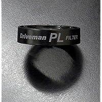 Driveman(ドライブマン)アクセサリー部品 全機種共通 PLフィルター D-PLF1 D-PLF1