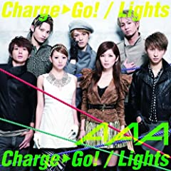 Charge & Go!♪AAAのCDジャケット