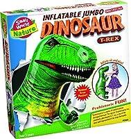 Small World Toys Nature - Inflatable Dinosaur! T-Rex Kit 43 [並行輸入品]