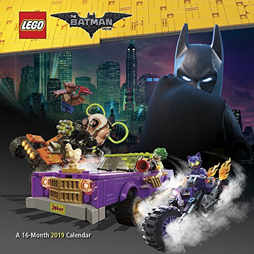 The Lego Batman Movie 2019 Cal...