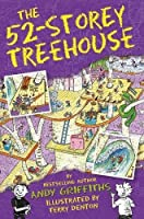The 52-Storey Treehouse (The Treehouse Books) by Andy Griffiths(2016-02-25)